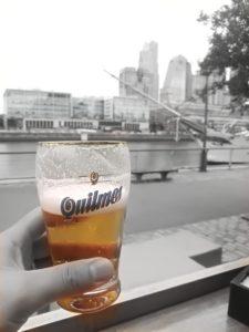 Con cerveza la vida se vive mejor